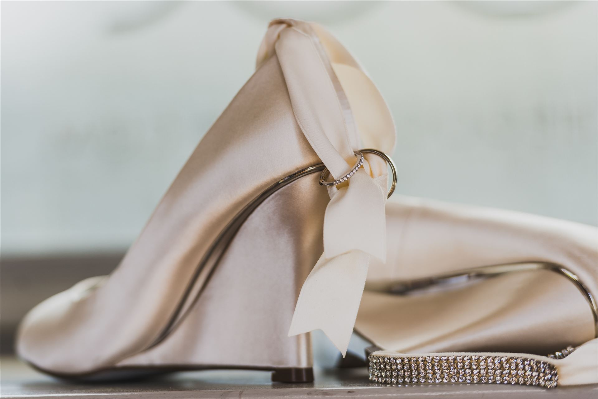 Kimpton Goodland Hotel Santa Barbara Goleta California Shoes with Rings -  by Sarah Williams