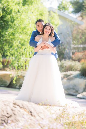 Mirror's Edge Photography captures Maryanne and Michael's magical wedding in the Secret Garden at the iconic Madonna Inn in San Luis Obispo, California. Just married