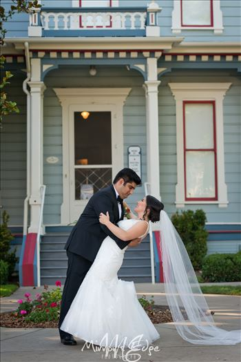 Modern and chic Downtown San Luis Obispo Wedding at the Historic Jack House and Gardens, wedding photography with love