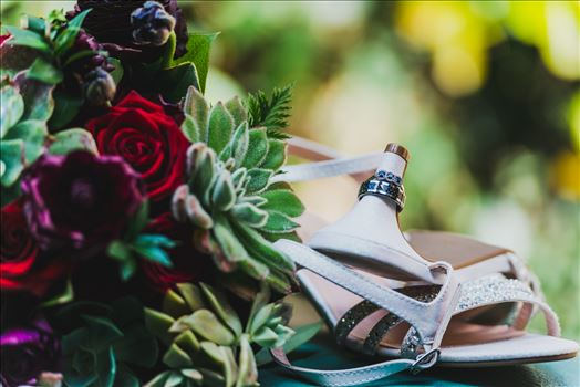 Wedding photography at the Historic Santa Maria Inn in Santa Maria, California by Mirror's Edge Photography. Gorgeous rings