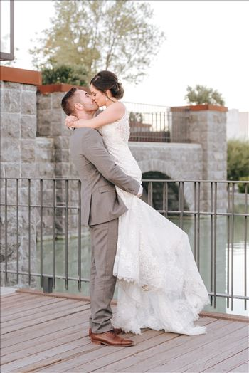 Mirror's Edge Photography captures Edith and Kyle's wedding at the Tooth and Nail Winery in Paso Robles California. B