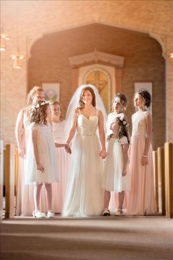 Classic and elegant wedding photography in Colorado Springs, Colorado. Beautiful church ceremony with reception in Colorado Springs. Destination wedding photography from San Luis Obispo to Colorado