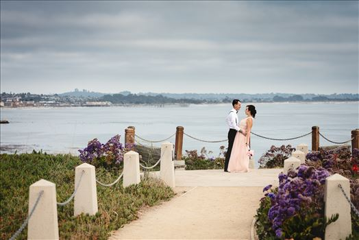 Courtney and Ruiz - Shell Beach, California - Wedding Photography by Award Winning San Luis Obispo Wedding Photographer, Sarah Williams, of Mirror's Edge Photography.