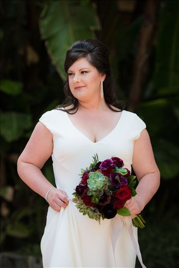 Wedding photography at the Historic Santa Maria Inn in Santa Maria, California by Mirror's Edge Photography. The Bride