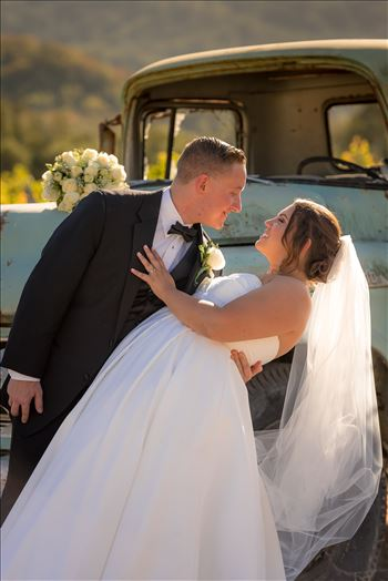 Andrea and Tyler - Gilroy, California - Wedding Photography by Award Winning San Luis Obispo Wedding Photographer, Sarah Williams, of Mirror's Edge Photography.