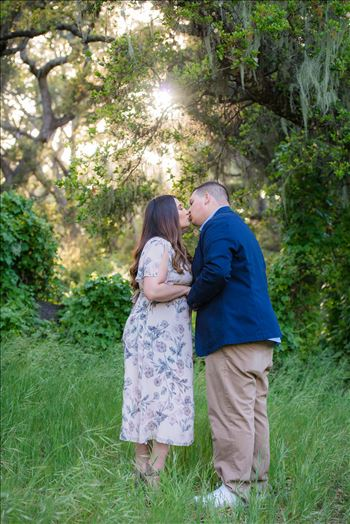 Los Osos Oaks Nature Reserve Engagement Photography Session by Mirror's Edge Photography.