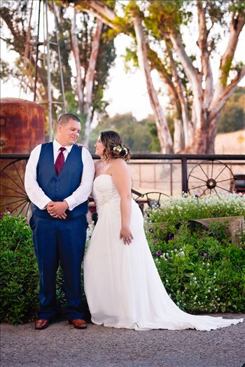 Mirror's Edge Photography captures Madison and Stephen's Wedding at Case de Alvarez in Arroyo Grande, California.  Bride and Groom in the Country.