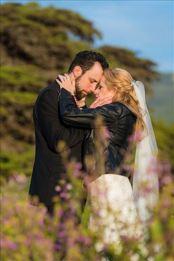 Ragged Point Inn Wedding Elopement photography by Mirror's Edge Photography in San Simeon Cambria California.  Bride and groom romance photography